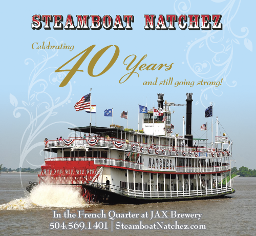 Natchez turns 40