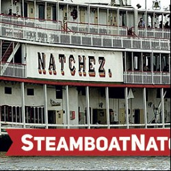 Steamboat NATCHEZ billboard